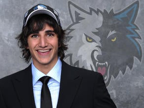 Illustration for article titled Sounds Like Ricky Rubio Is Still Talking Himself Into This Minnesota Place