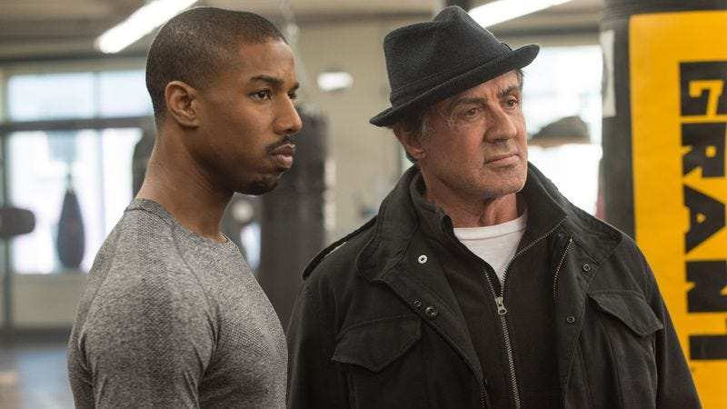 Illustration for article titled Creed is a worthy follow-up to both Rocky and Fruitvale Station