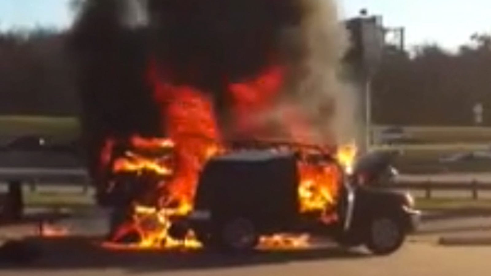 Did Faulty Trailer Wiring Burn This Fj Cruiser To The Ground Twice Home Depot