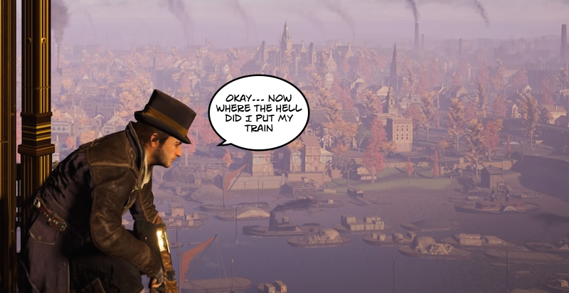 Illustration for article titled Tips For Playing Assassin's Creed Syndicate