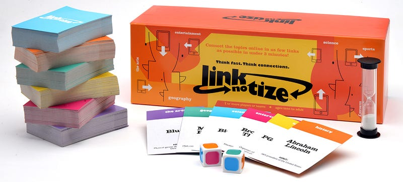 A Board Game That Relies On the Wikipedia Skills You Learned In College