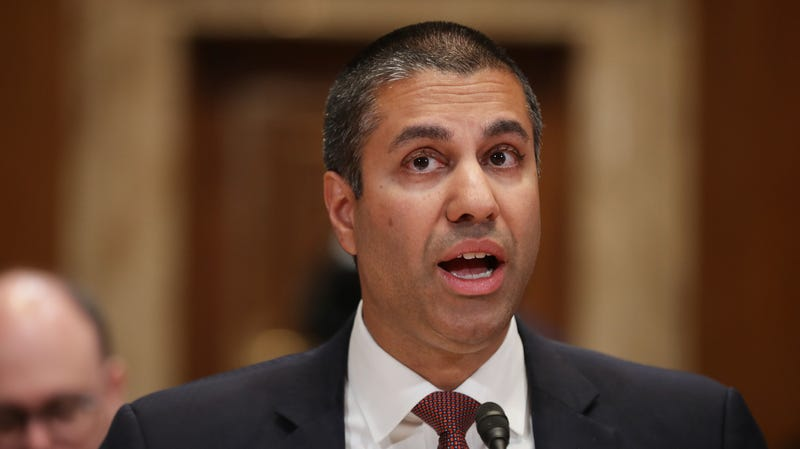 Illustration for article titled The Bullshit Reason Ajit Pai Is Using to Back the T-Mobile/Sprint Merger