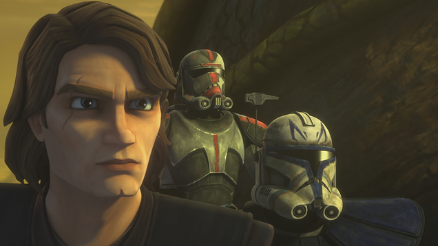 On The Clone Wars, Everyone s a Little Tired Of Being a Tool of War