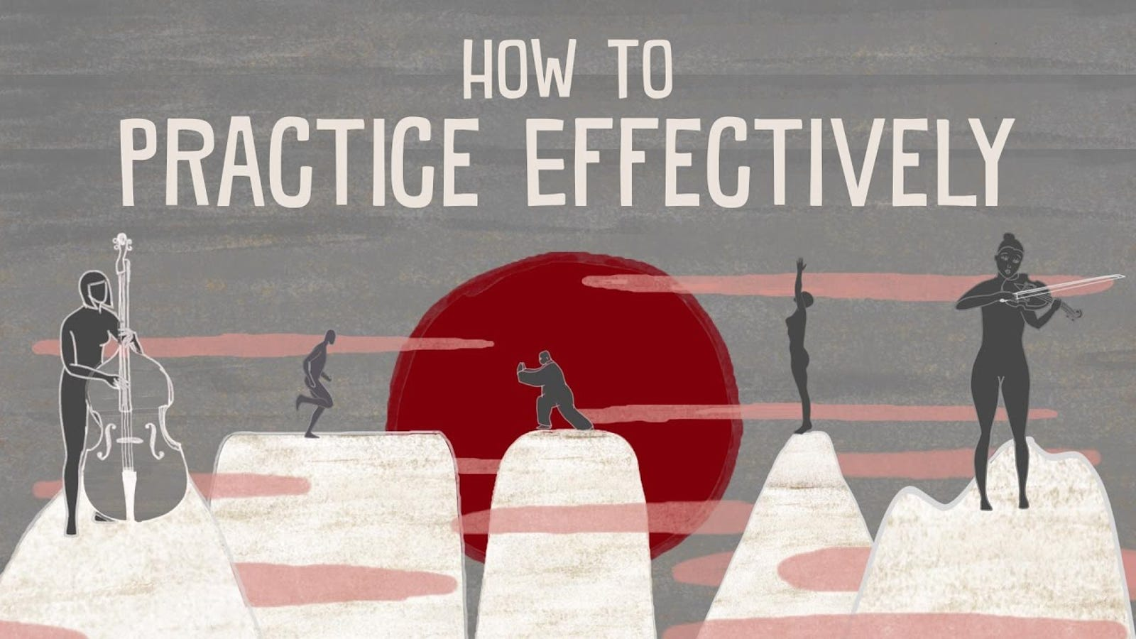 The Four Keys to Effective Practice