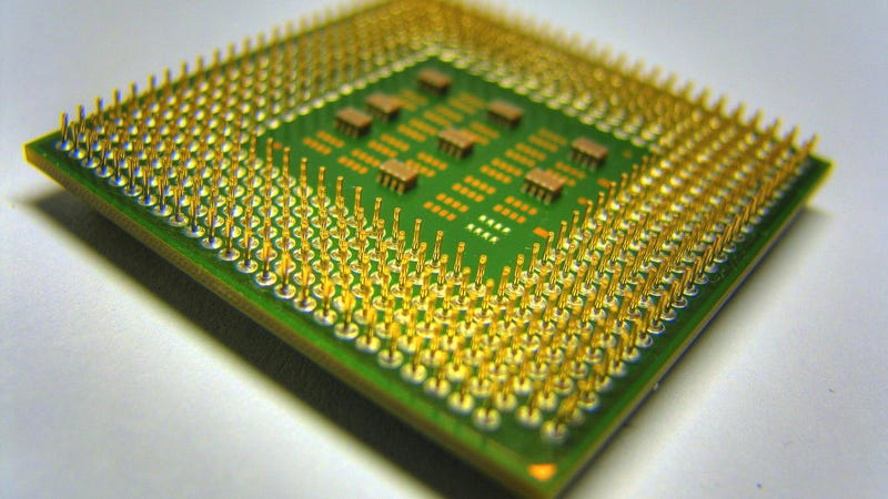 Illustration for article titled Bloomberg: Google Is Thinking About Making Chips