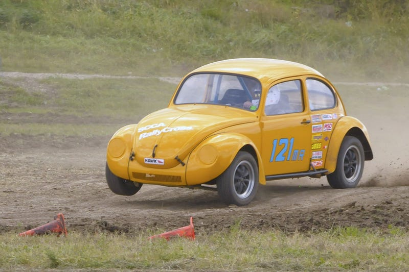Good upgrades for a beginning autocross driver?