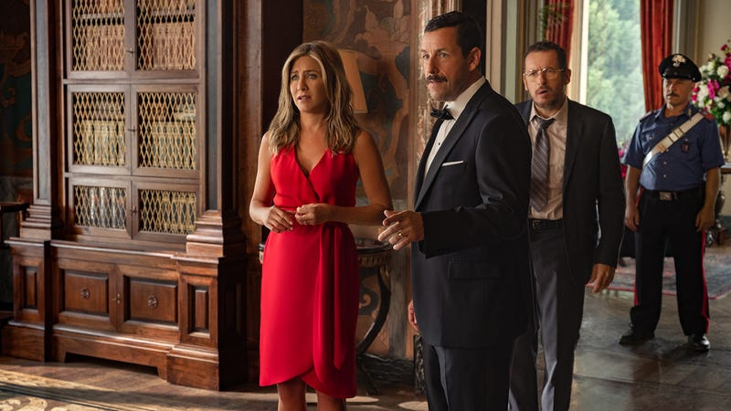Movie Review: Adam Sandler's Murder Mystery wastes its potential