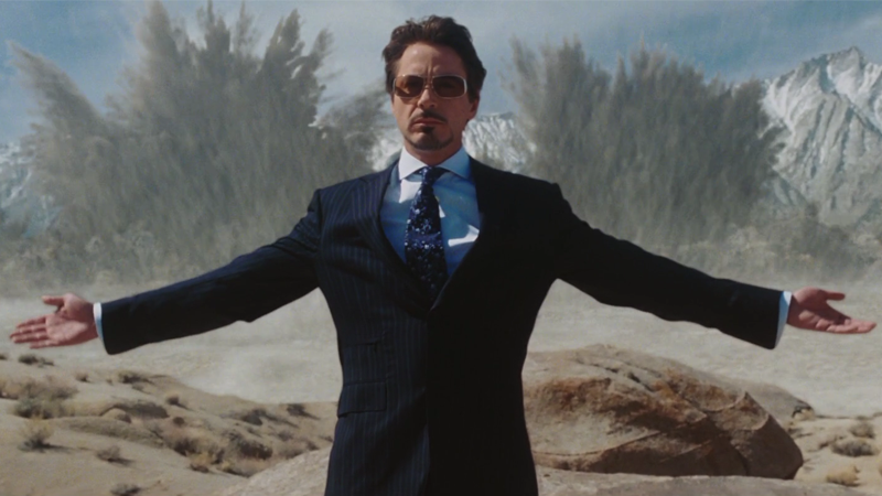 The Man Behind CW's DC TV Universe Once Pitched Marvel a Much Darker Iron Man Movie