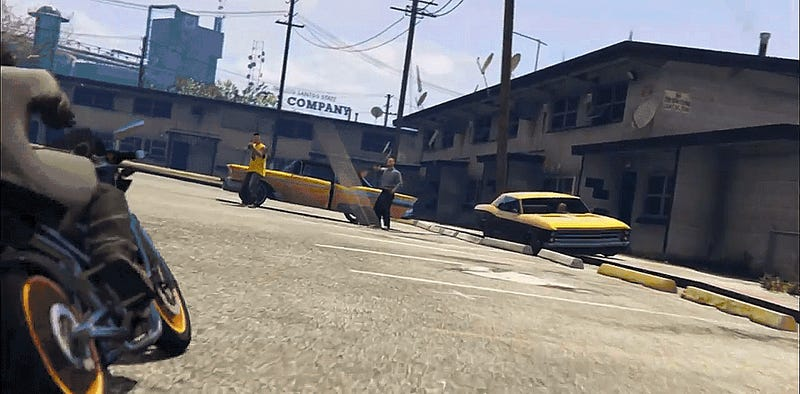 Modders Keep Finding Ways To Make GTA V's Violence More Intense