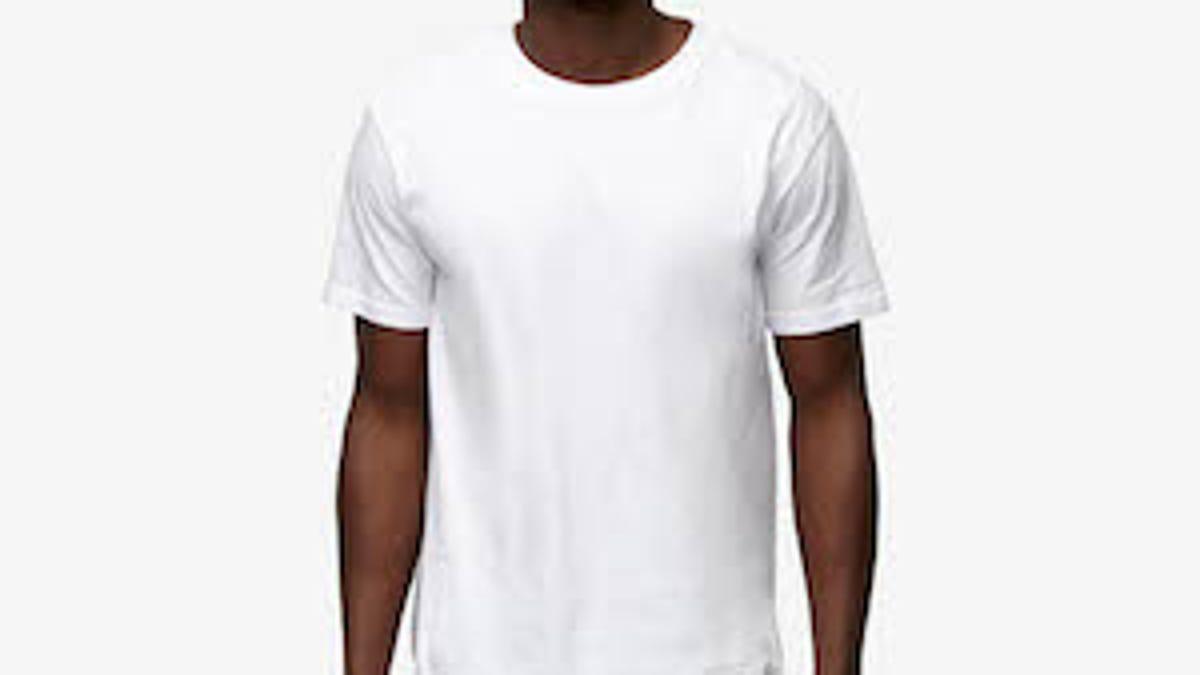5207b53c6ea4 Plain White T-Shirts