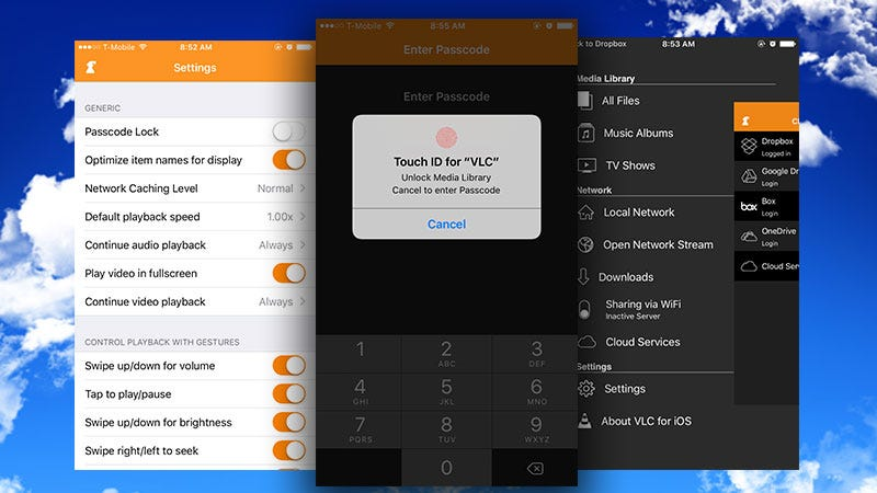 VLC for iOS Adds Support for Split-Screen, Customizable Gestures