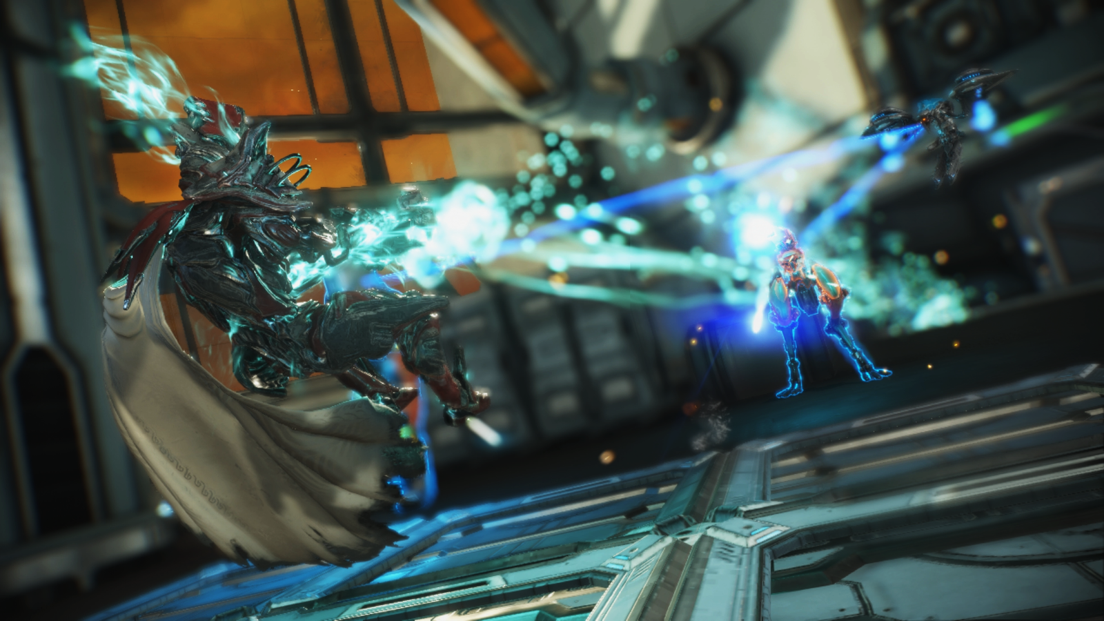 Warframe Players Will Be Able To Copy Their PC Account To Switch