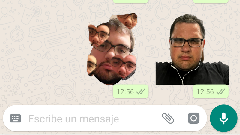 como hacer stickers para whatsapp android