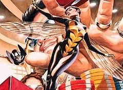 Illustration for article titled Have We Discovered The Movie Avengers' Wasp?