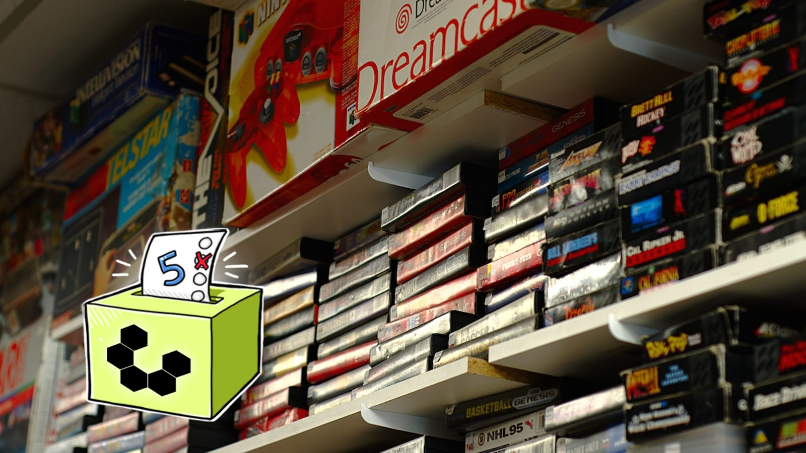Five Best Places to Buy Used Games and Consoles