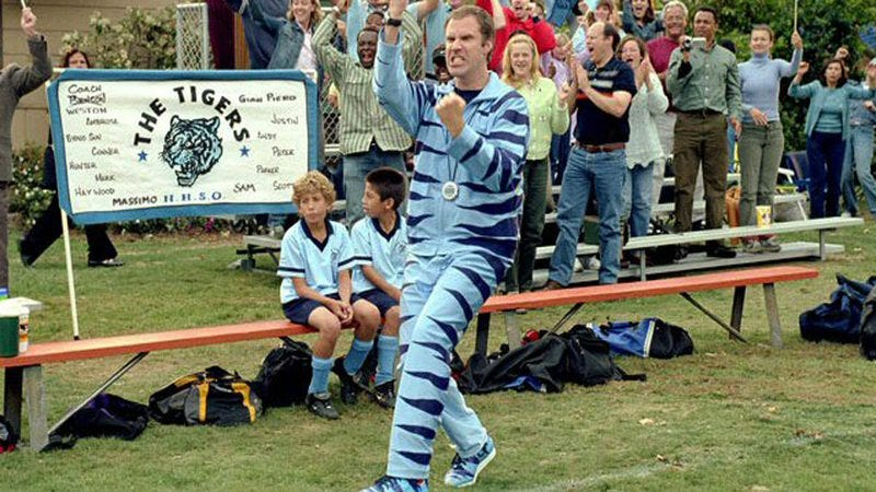 Will Ferrell in Kicking And Screaming