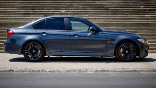 BMW M3 for the weekend – a report