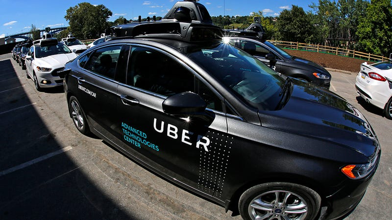 Uber Is Moving Its Self Driving Cars From California To Arizona
