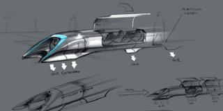 Illustration for article titled Elon Musk's Hyperloop Makes More Sense for Mars than California