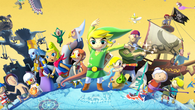 Illustration for article titled You Won't Believe How Many Little Changes Are In Zelda: Wind Waker HD
