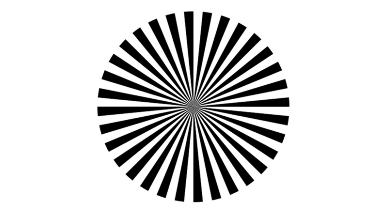 Illustration for article titled This Optical Illusion Lets You See Your Own Brain Waves