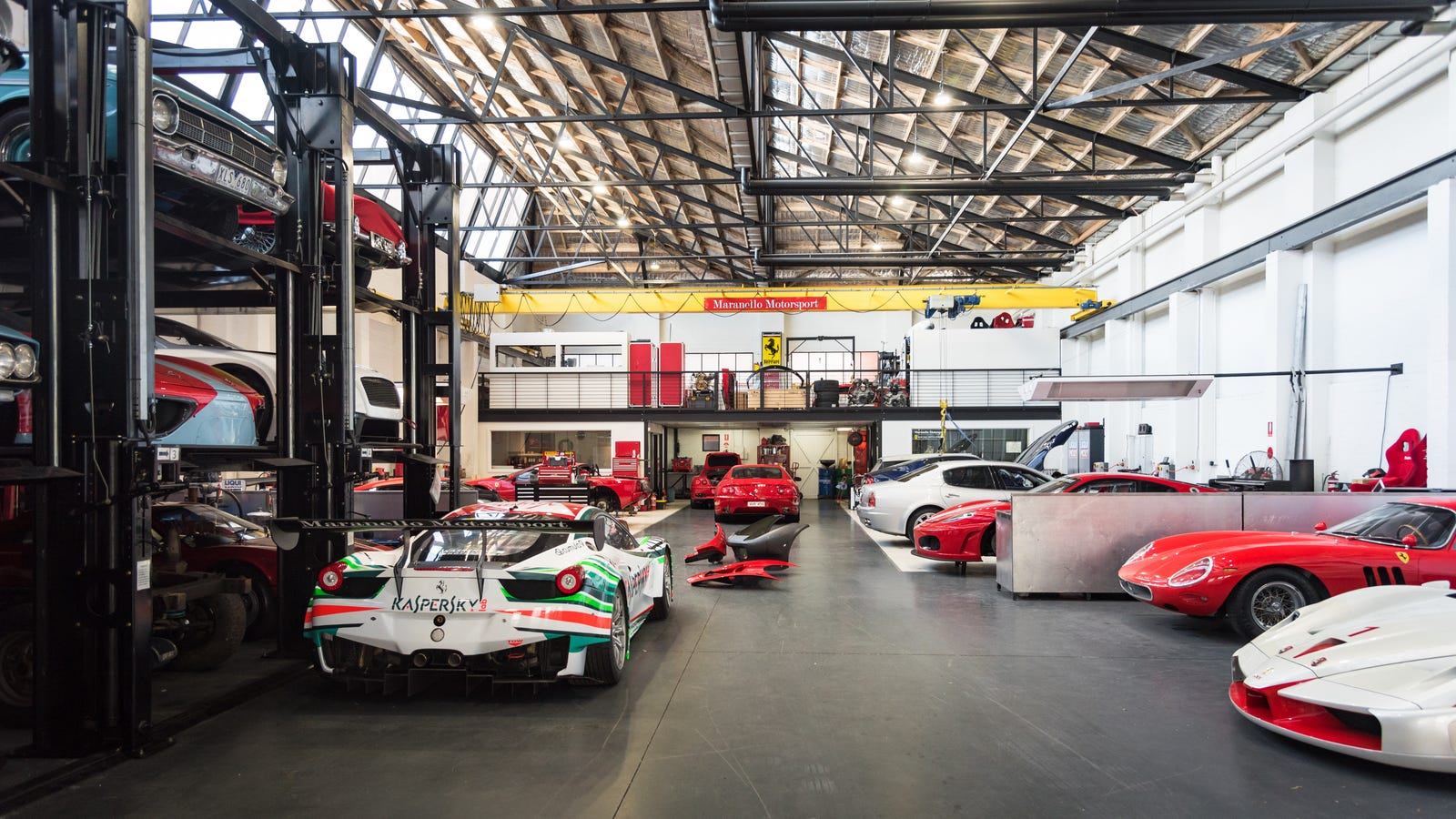 The Amazing Hidden Showrooms And Garages Of Melbourne