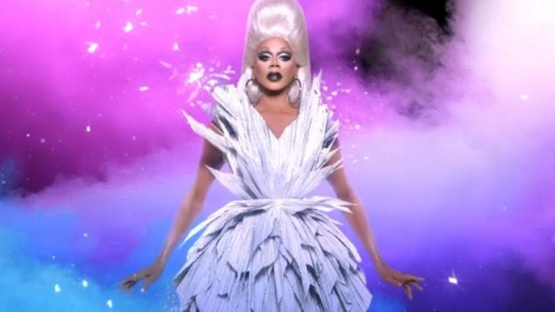 Screenshot: RuPaul's Drag Race promo/Logo