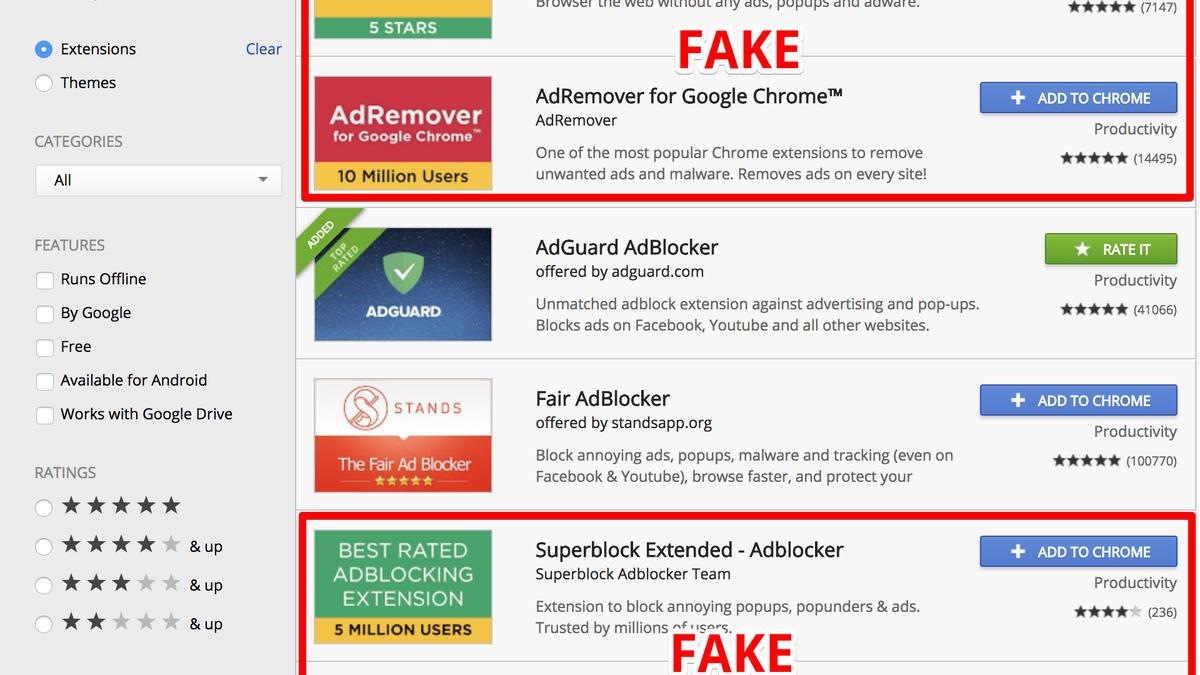 Ad Blocker and Pop-up Blocker Software