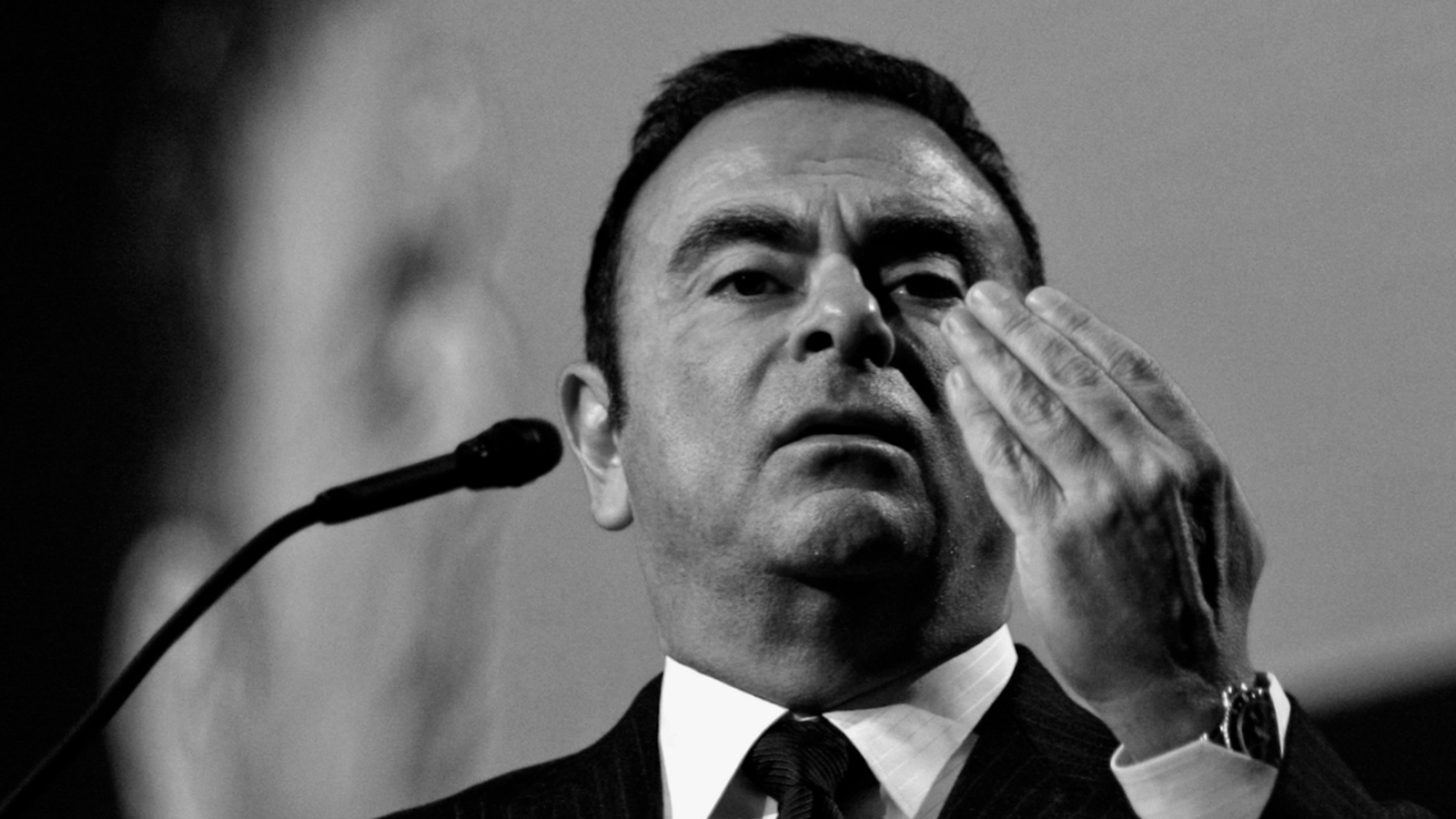 Was Carlos Ghosn Whacked?