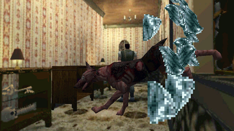 Illustration for article titled Resident Evil's Window Dogs Set The Standard For Video Game Scares