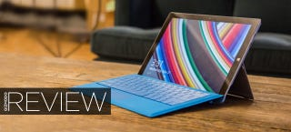 Illustration for article titled Surface Pro 3 Review: The Greatest Laptop-Tablet Hybrid You Don't Need