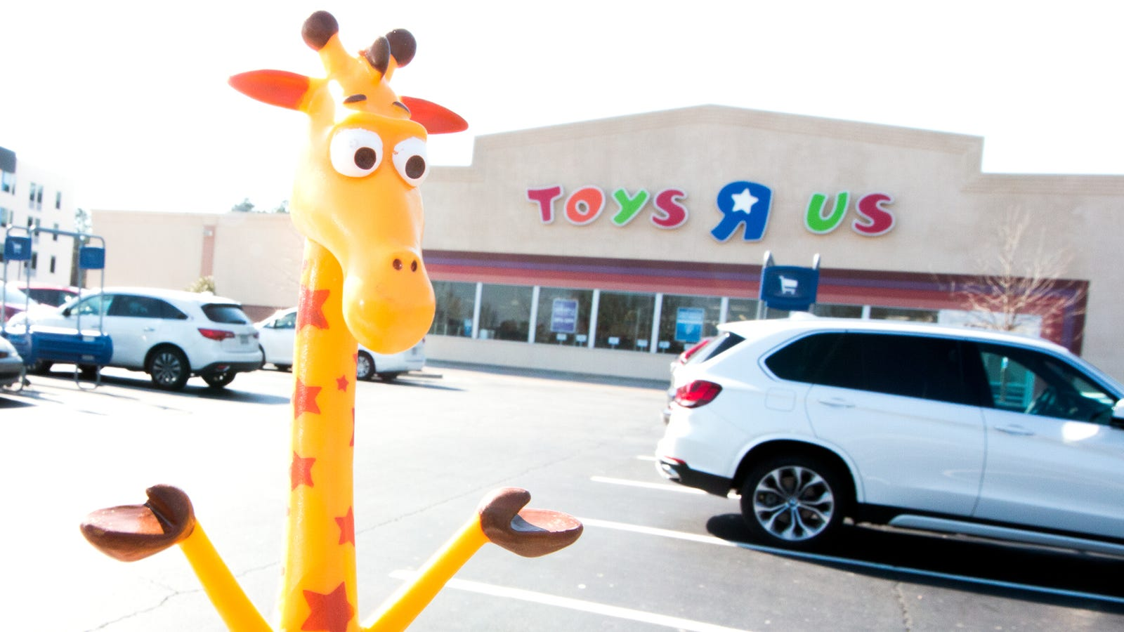 Toys 'R' Us, RIP: One Last Trip To Toy Heaven