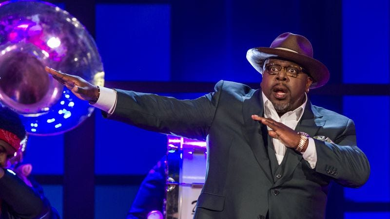ca3a9fab2b635 Illustration for article titled Cedric The Entertainer dances between old-  and new-school comedy