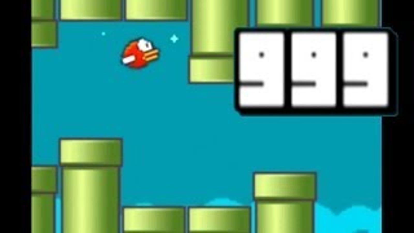 ¿Qué ocurre cuando llegas a 999 puntos en Flappy Bird?