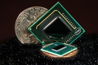 Illustration for article titled Atom Processors To Get the 32nm Treatment in 2011