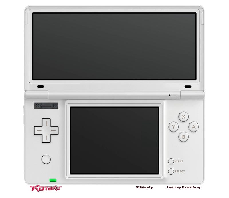 Illustration for article titled The Nintendo 3DS Will Have An Analog Stick