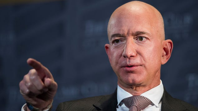 Report: Saudi Crown Prince Personally Sent Malware to Jeff Bezos, Possibly to Steal Those Dick Pics
