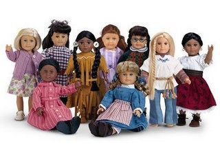 Illustration for article titled Which American Girl Doll Did You Have?
