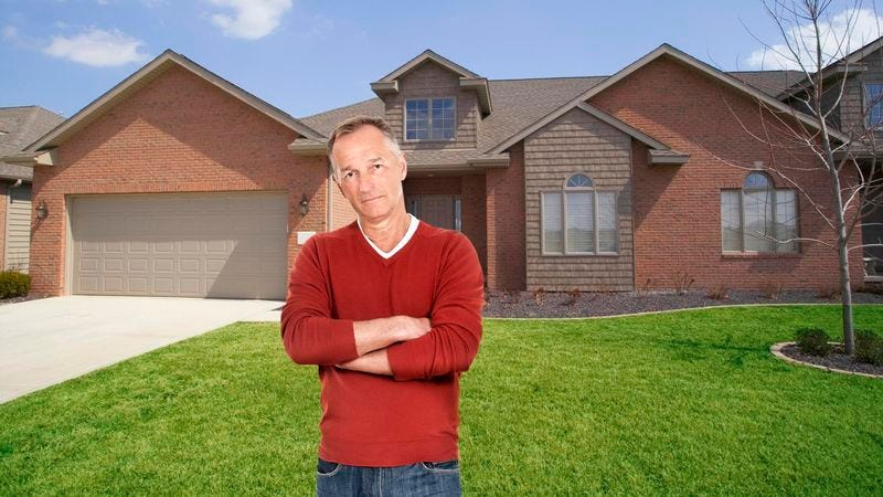 Illustration for article titled Dad Can't Believe Lawn Didn't Get Him Anything For Father's Day