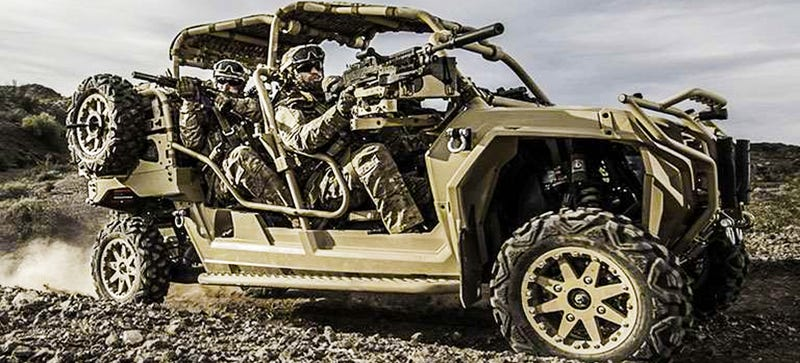 The U.S. Army's Newest Vehicle May Be This Popular Off ...