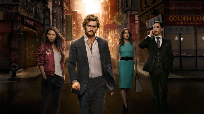 Illustration for article titled Iron Fist Changes Showrunners for the Second Season, Which Is...Good?