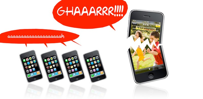 Illustration for article titled iPhone 3GS vs iPhone 3G Feature Chart Comparison