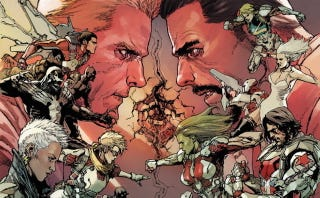 Illustration for article titled Marvel'sCivil WarReturns, With No End in Sight