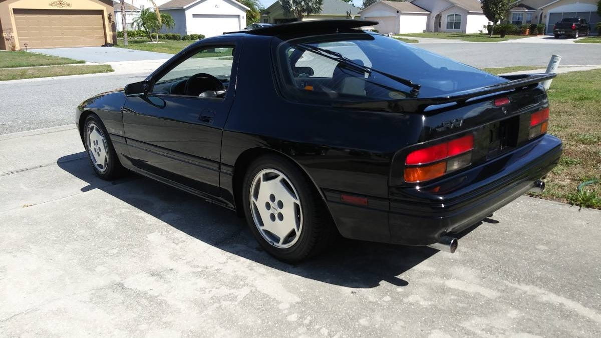 At $10,399, Is This 1988 Mazda RX7 Turbo II a Fitting Sequel