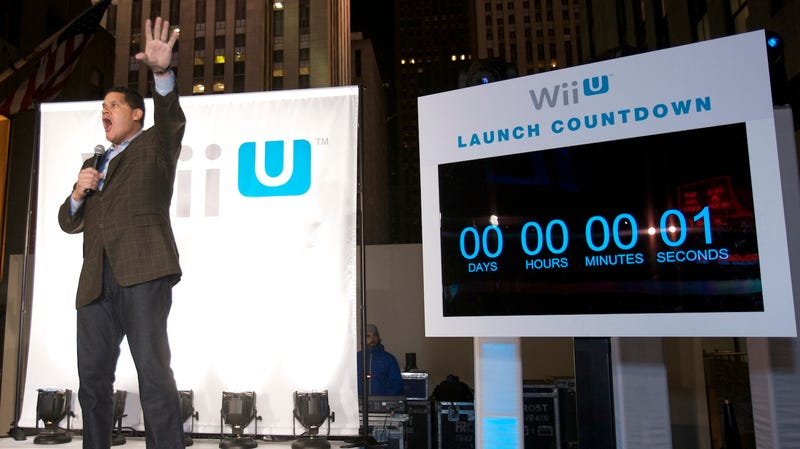 Illustration for article titled Nintendo Boss Declares Wii U The Start of the Next Console Generation, Teases Looming Surprises