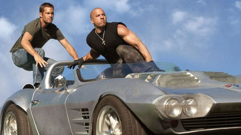 Illustration for article titled We ride the Fast And Furious series from B-movie start to A-list finish