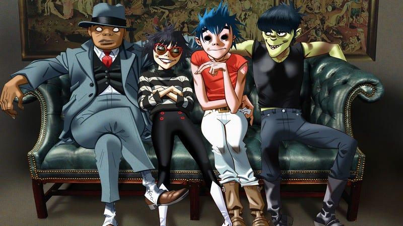 (Image via Gorillaz.com)