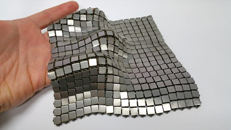 NASA Is Developing 3D-Printed Chain Mail to Protect Ships and Astronauts
