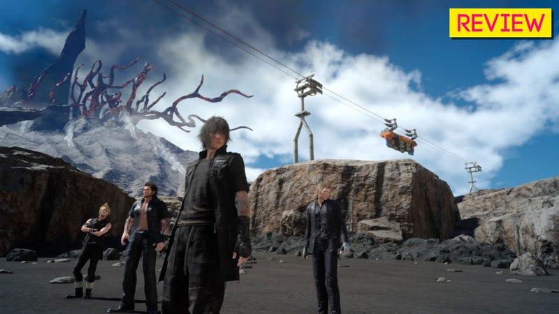 Final Fantasy XV: The Kotaku Review