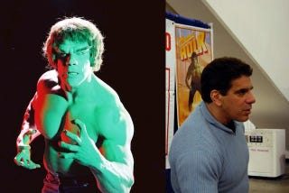 Illustration for article titled Hulk For Congress! Io9 Talks To Lou Ferrigno